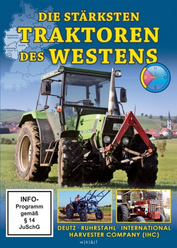 Die stärksten Traktoren des Westens