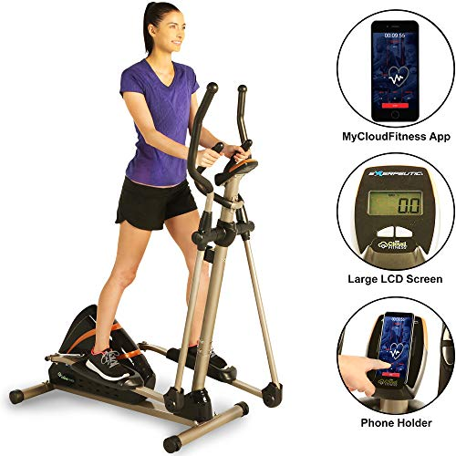 Exerpeutic Heavy-Duty Elliptical