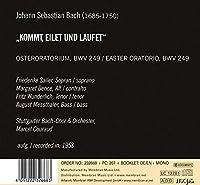 Bach: Osteroratorium BWV249