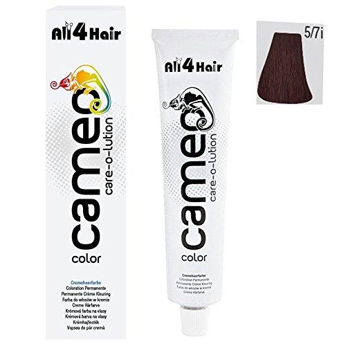 Cameo Color Haarfarbe 5/7i hellbraun braun-intensiv 60 ml Cameo Color - Haarfarbe 5/7i hellbraun braun-intensiv - 60 ml