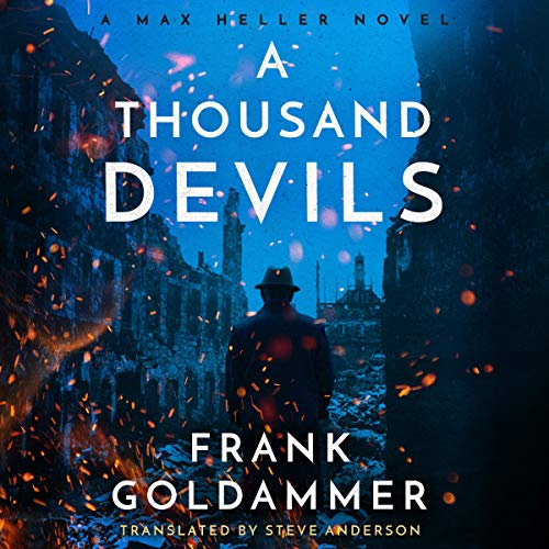Couverture de A Thousand Devils