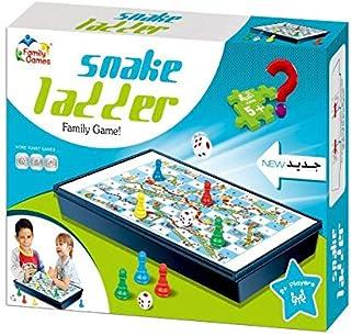 Family Games Magnetic Snake & Ladder-104083