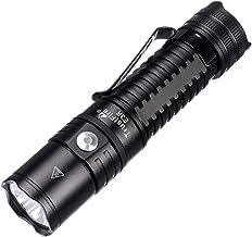 TrustFire 1000 Lumens E3R Rechargeable LED Flashlight 1000 Lumen EDC Micro USB Charging Torch 4 Modes High/Medium/Low/Stro...
