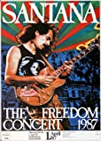 Santana - Freedom, Saarbrücken 1987 »