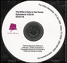 The Wife's Role in the Home: Ephesians 5:22-24 [The Christian Family Series]