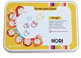 Nori Gonggi Konggi Korean Jacks Game in Premium Unique tincase (20pcs) Giftpack