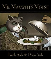 A screenshot of the cover of the book Mr. Maxwell's Mouse