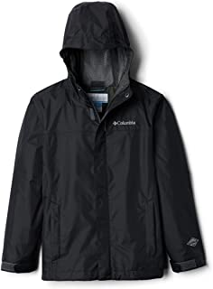 Columbia Youth Boys' Watertight Jacket, Waterproof & Breathable