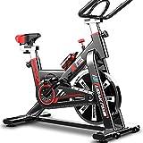 QINYUP - Bicicleta estática para casa, bicicleta, manta, mudo, equipo de fitness, pedal, pérdida...