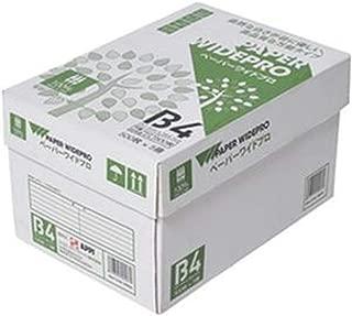 ==まとめ== APP-コピー用紙-ペーパーワイドプロ・B4・1箱-2500枚-×2セット-