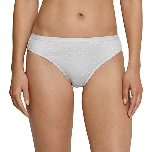 Schiesser Damen Multipack Tai (2er Pack) Bikinislip, Mehrfarbig (Sortiert 901), 40