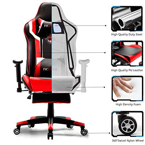 Ficmax Gaming Stuhl  Massage kaufen  Bild 1*