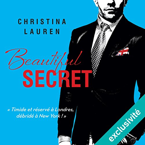 Beautiful Secret: Beautiful 4 [French Version] audiobook cover art