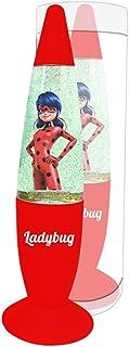 New Import Lámpara con LED Resplandecer con Diseño Lady Bug