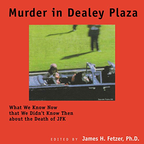 Murder in Dealey Plaza audiobook cover art