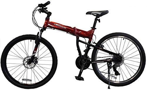 Vulcan Bike Soldier - Bicicleta plegable con accionamiento Ducati