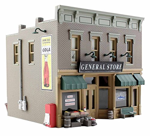Woodland Scenics N Scale Built-&-Ready Structures Lubener's General Store
