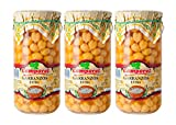 Camporel Garbanzos Extra Kichererbsen (3 x 500 g)