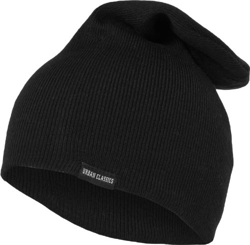 "Urban : ""Long Beanie"" taille: one size, couleurs: black …TB307"