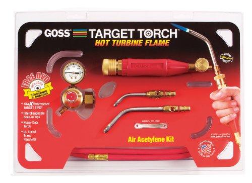 Goss KX-4B Soldering Brazing Torch Kit for