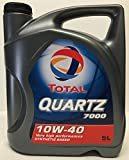 Total TO710405 Quartz 7000 10W40 A3/B4 5L