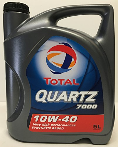 Total TO710405 Quartz 7000 10W40 A3 B4 5L