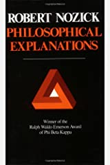 Philosophical Explanations Paperback