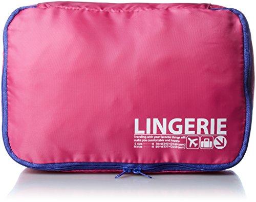 [コンサイス] トラベル・ランジェリーケースS 16 cm 0.044kg 294924 ピンク