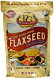 Premium Gold Flaxseed Organic Cold Milled 3 lbs