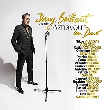Dany Brillant chante Aznavour - en duo