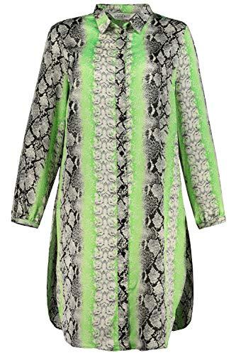 Studio Untold Damska bluzka Ulla, rozmiary, długa bluzka, bluzka z nadrukiem