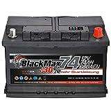 PKW Batterie Autobatterie...