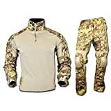 JS-Tactical Uniforme Softair Combat Warrior RIP-Stop JSWAR-TC VEGETATO (Large)...