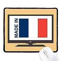 フランス国の愛で マウスパッド・ノンスリップゴムパッドのゲーム事務所