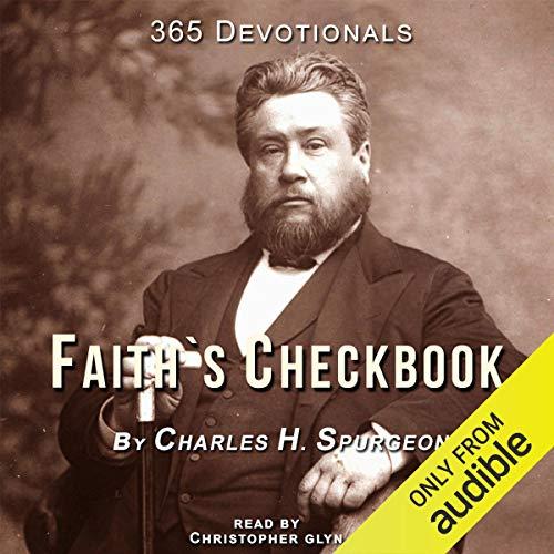365 Devotional: Faith's Checkbook cover art