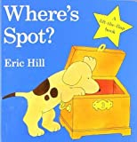 Where's Spot- Book Cover