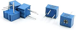 New Lon0167 5 Pcs Featured 50K Ohm 3 reliable efficacy Pins 500 ν 1/2W Trimpot Cermet Potentiometer(id:e80 58 71 e96)