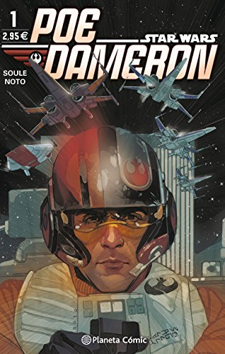 Star Wars Poe Dameron nº 01 (Star Wars: Cómics Grapa Marvel)
