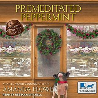 Premeditated Peppermint audiobook cover art
