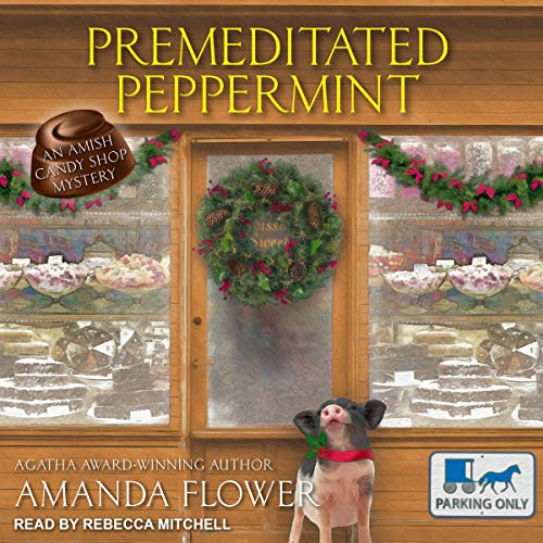 Premeditated Peppermint audiobook cover art
