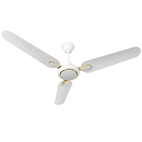 Luminous Dhoom 1200mm Ceiling Fan (White)