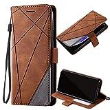 Yiizy Coque pour Nokia 7.2, Protecteur Etui pour Nokia 7.2 Étui en Cuir Portefeuille Pochette avec...