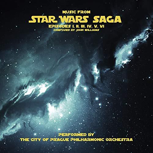 Music from Star Wars Saga