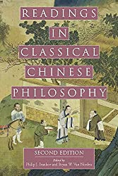 Readings in Classical Chinese Philosophy - P. J. Ivanhoe & B. W. Van Norden Book Cover