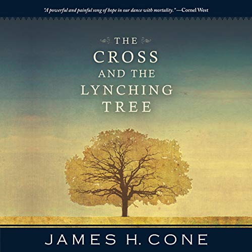 The Cross and the Lynching Tree audiobook cover art