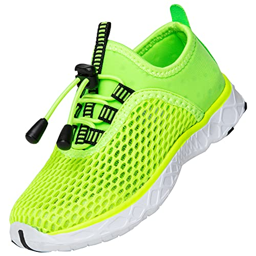 SAGUARO Zapatos de Agua Niñas Escarpines para Niños Zapatos de Playa Niños Transpirable...