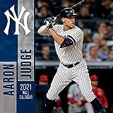 New York Yankees Aaron Judge 2021 Calendar