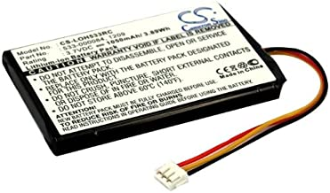 Cameron Sino Battery for Logitech Harmony Ultimate, Logitech Harmony Touch 533-000084/915-000198(1050mAh)