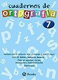 Cuaderno de Ortografía 7 (Castellano - Material Complementario - Cuadernos De Ortografía) - 9788421643495