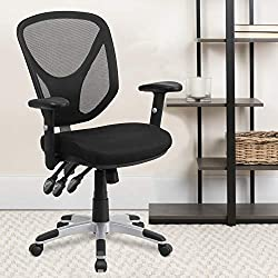 Flash Furniture Mid-Back Chair: An In-Depth Review 1